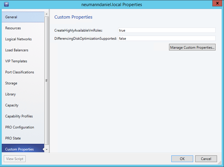 Powershell Object Set Custom Property Value By Name