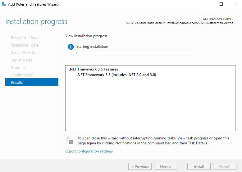 Microsoft Azure Stack TP – Tweaking the SQL RP Deployment - Daniel's