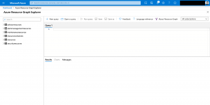 Using Azure Resource Graph to show ASC container image scan findings